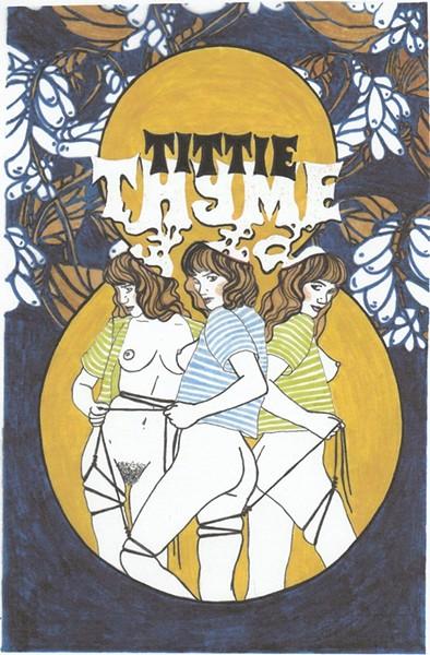 Tittie-Thyme #8 - SARAH SADLER