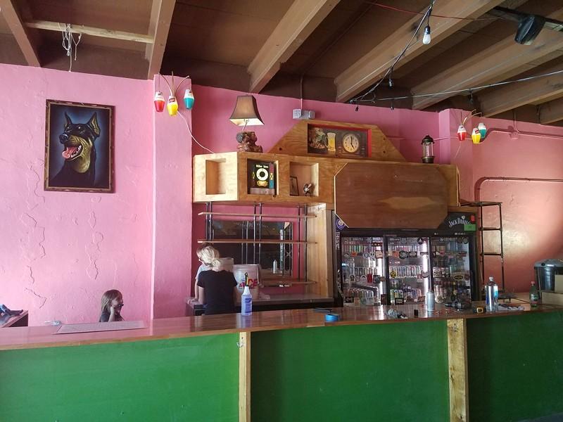 Meet the new bar - PHOTO BY THADDEUS MCCOLLUM