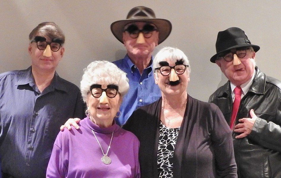 The Well-Seasoned Players at Orlando Fringe