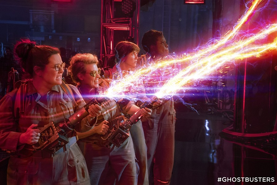 IMAGE VIA GHOSTBUSTERS FACEBOOK