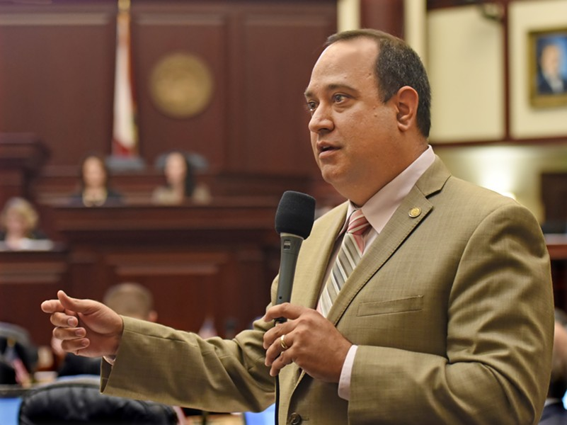 State Rep. Ray Rodrigues - PHOTO VIA FLORIDA HOUSE OF REPRESENTATIVES