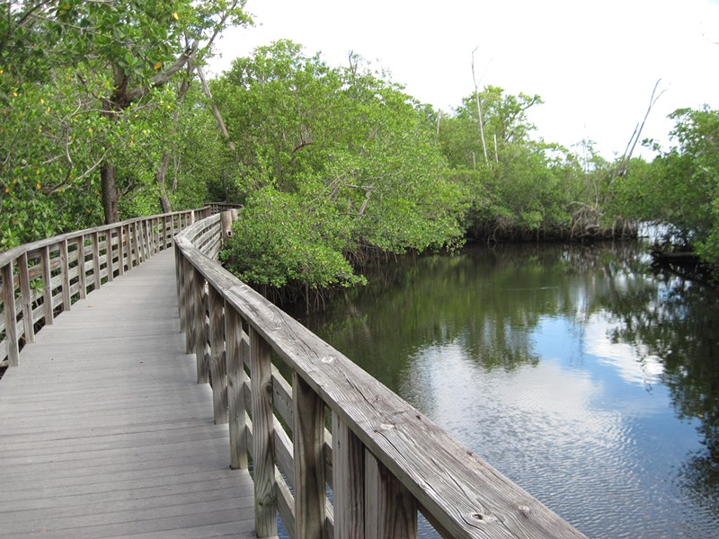 Colohatchee Park - PHOTO VIA CITY OF WILTON MANORS