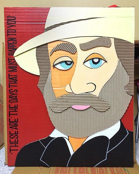 """Walt Whitman"" - PAULA J. LAMBERT"