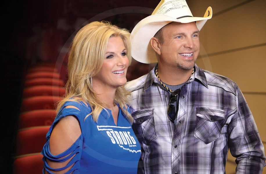 PHOTO VIA GARTH BROOKS/FACEBOOK
