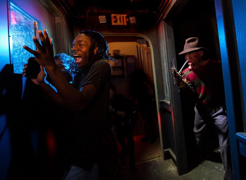 PHOTO VIA HALLOWEEN HORROR NIGHTS-UNIVERSAL ORLANDO/FACEBOOK