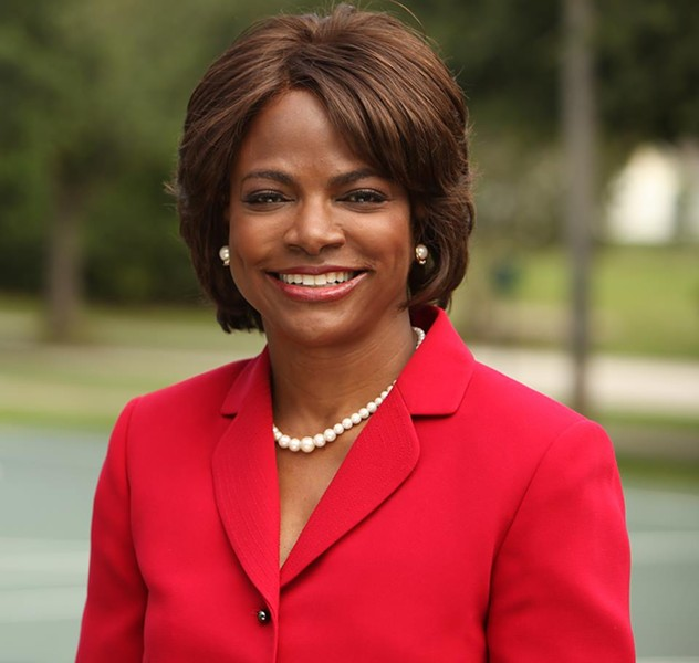 PHOTO VIA VAL DEMINGS' CAMPAIGN