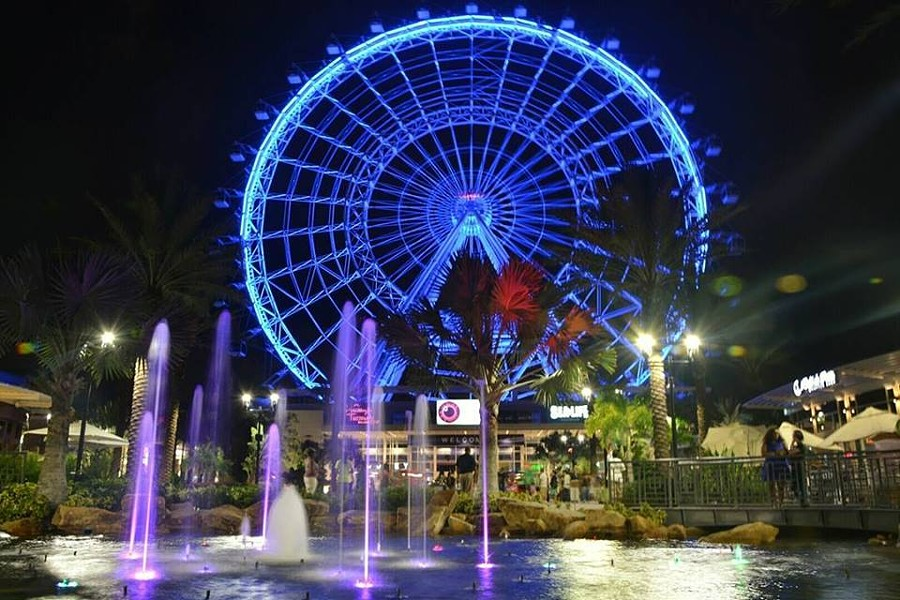 PHOTO VIA ORLANDO EYE/TWITTER