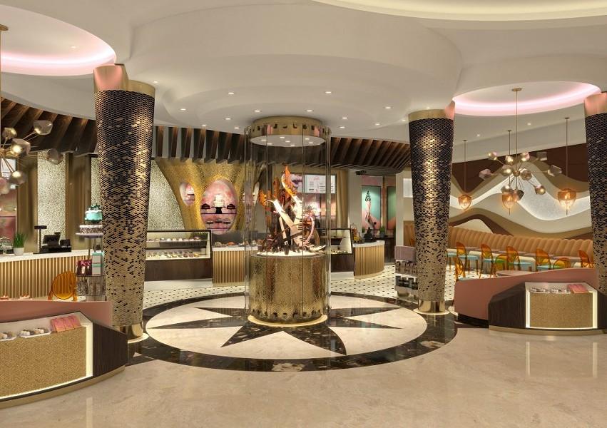 The Constant Grind coffee, bakery, and gelato shop - IMAGE VIA SEMINOLE HARD ROCK TAMPA