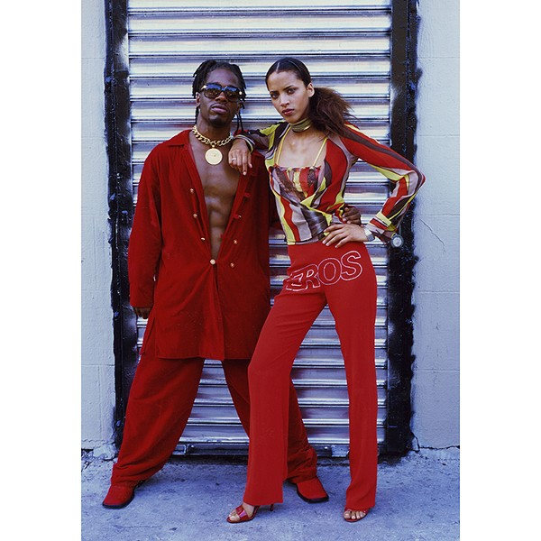 """""""Drama and Flava From Back in the Days,"""" 2000 - JAMEL SHABAZZ"""