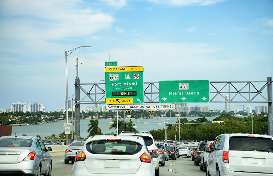 Some day, every major city in Florida could be as crowded as Miami. - PHOTO VIA ADOBE STOCK