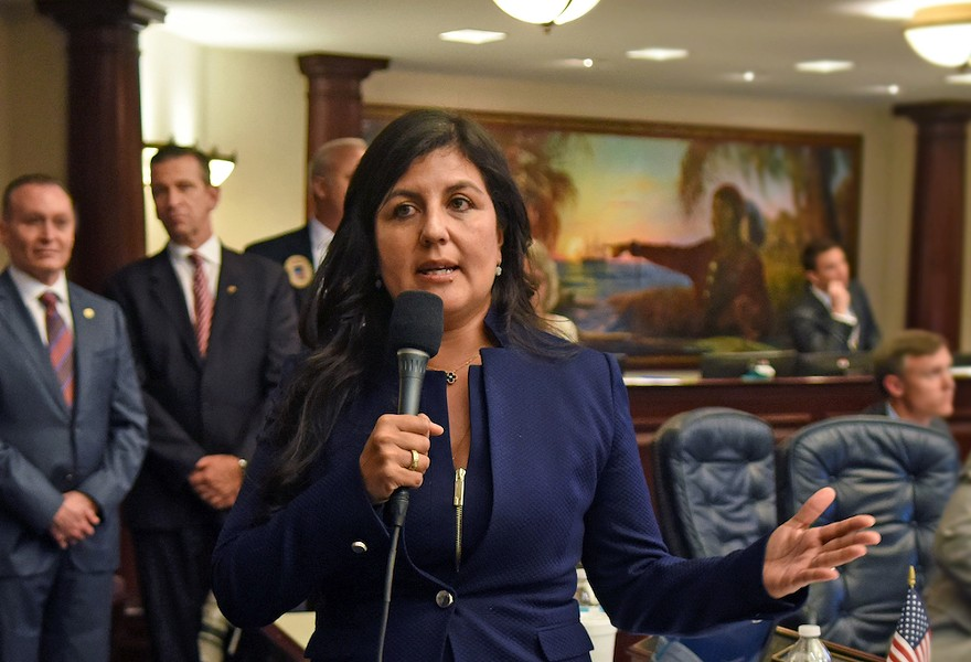 Rep. Jackie Toledo (R-Tampa) - PHOTO VIA FLORIDA HOUSE OF REPRESENTATIVES