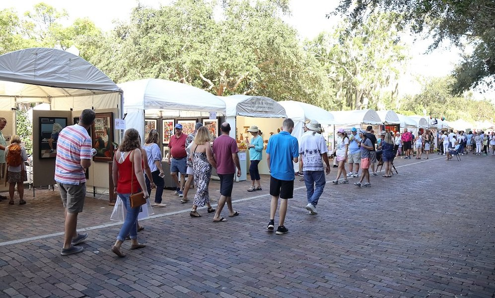 PHOTO VIA WINTER PARK AUTUMN ART FESTIVAL/FACEBOOK