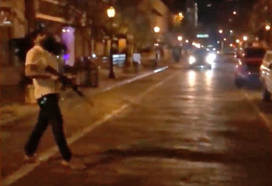 SCREENSHOT VIA WITNESS VIDEO/WESH