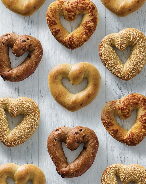 PHOTO COURTESY EINSTEIN BROS. BAGELS