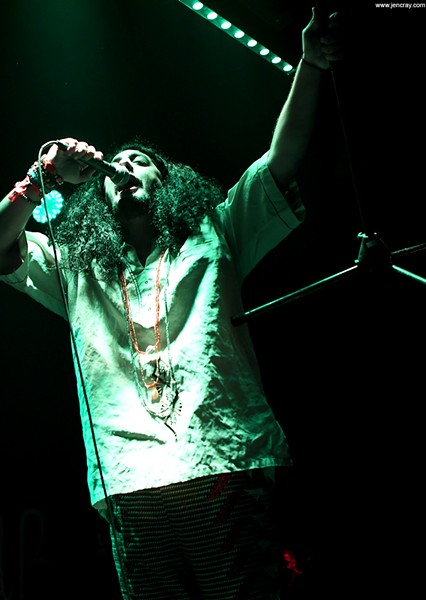 Niko Is at Soundbar - PHOTO BY JEN CRAY