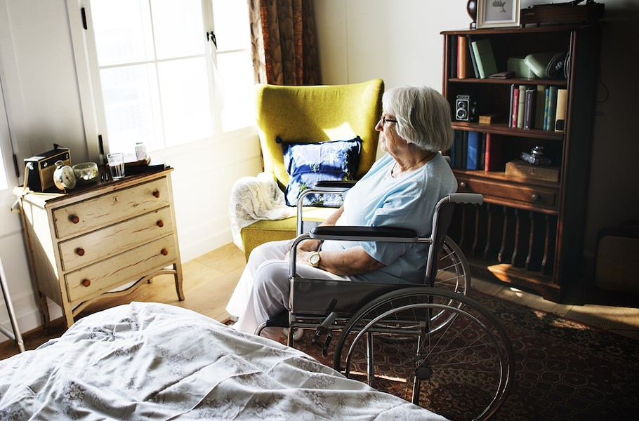 There are 691 licensed nursing homes in Florida, with an estimated 71,000 residents. - PHOTO VIA ADOBE STOCK