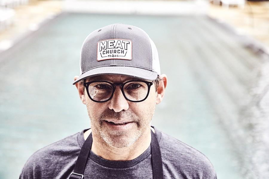 Chef John Tesar - JOHNTESAR.COM (STEVEN VISNEAU)