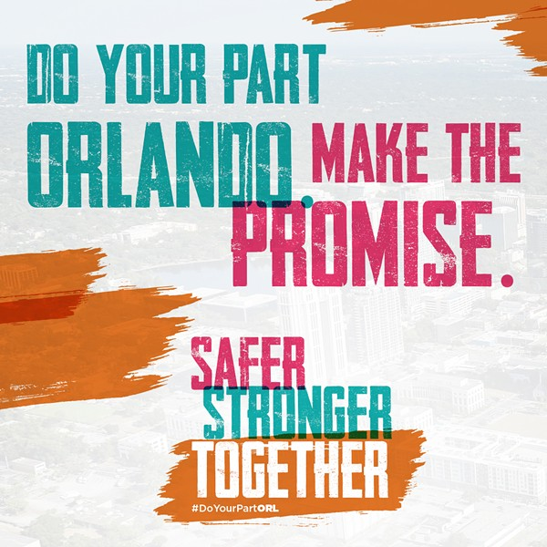 IMAGE VIA DO YOUR PART ORLANDO CAMPAIGN