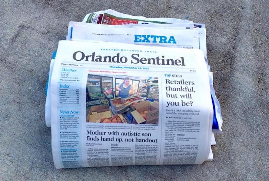 PHOTO COURTESY ORLANDO SENTINEL/FACEBOOK