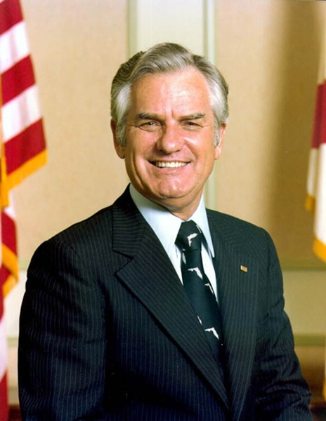 Former Florida Gov. Wayne Mixson - PHOTO VIA WIKIMEDIA COMMONS