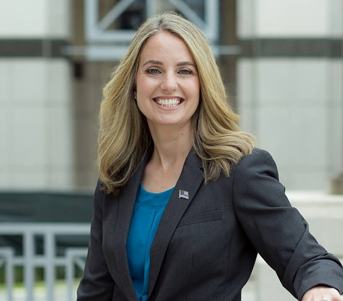 Deborah Barra, the 9th Circuit's current chief assistant state attorney - PHOTO COURTESY DEBORAH BARRA CAMPAIGN