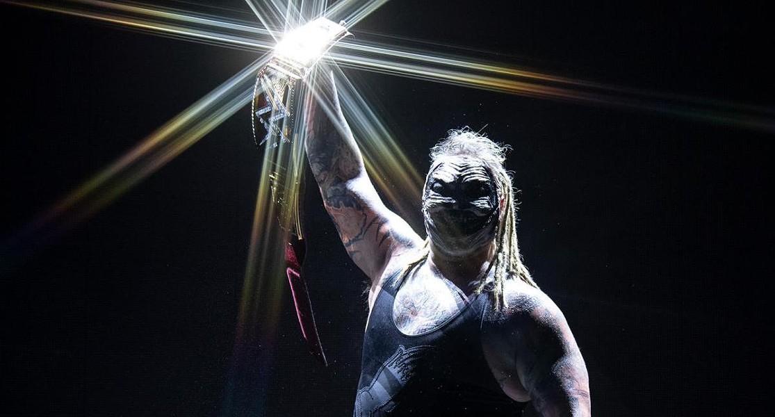 WWE wrestler 'The Fiend' - PHOTO COURTESY WWE/FACEBOOK
