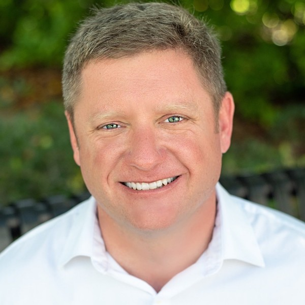 Jim Kennedy, Democratic nominee for Florida's 8th U.S. Congressional District - PHOTO VIA JIM KENNEDY FOR CONGRESS