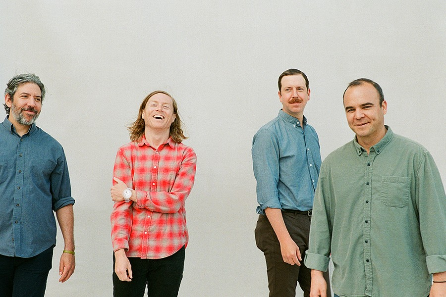 FUTURE ISLANDS PHOTO BY JUSTIN FLYTHE