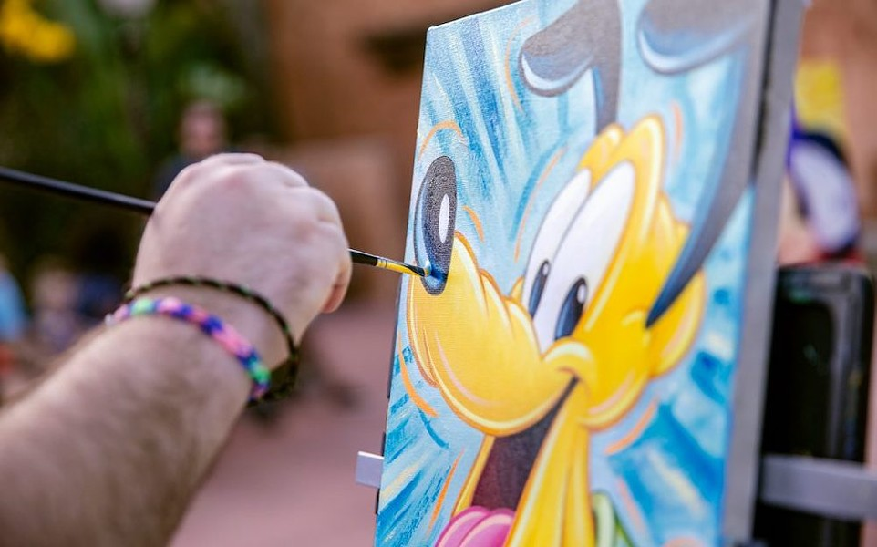 PHOTOS COURTESY DISNEY PARKS BLOG