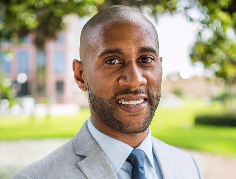New State Rep. Travaris McCurdy - PHOTO COURTESY MCCURDY CAMPAIGN