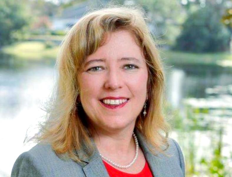 State Rep. Joy Goff-Marcil - PHOTO VIA JOY GOFF-MARCIL