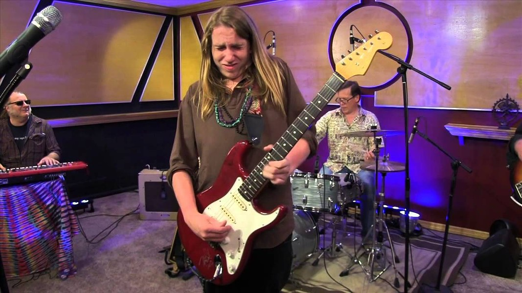 The Daniel Heitz Band - PHOTO VIA YOUTUBE