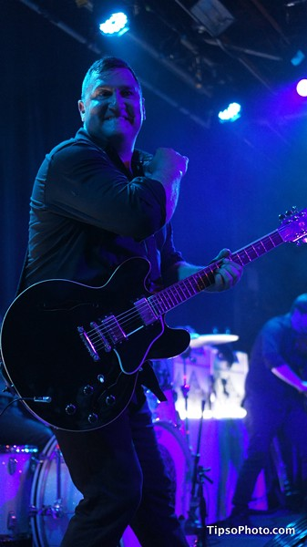 The Afghan Whigs at the Social - MICHAEL LOTHROP