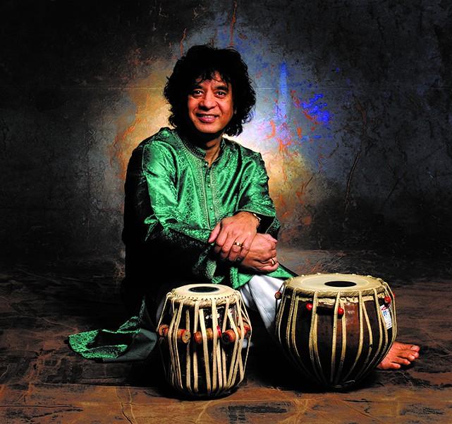 Zakir Hussain - JIM MAGUIRE