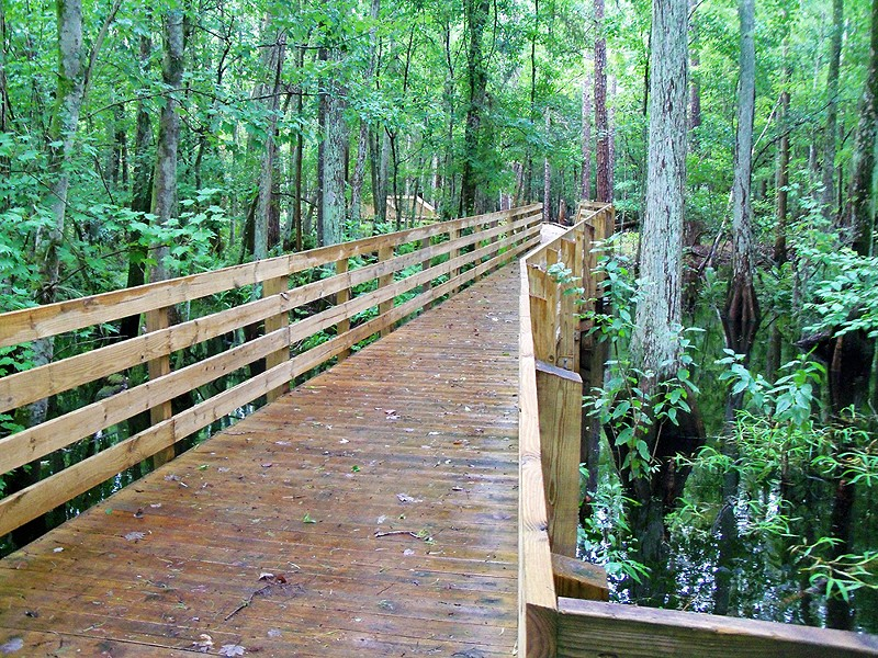 PHOTO OF SHINGLE CREEK REGIONAL PARK VIA OSCEOLA COUNTY