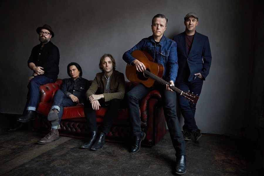 Jason Isbell and the 400 Unit - PHOTO BY JASON ISBELL/FACEBOOK