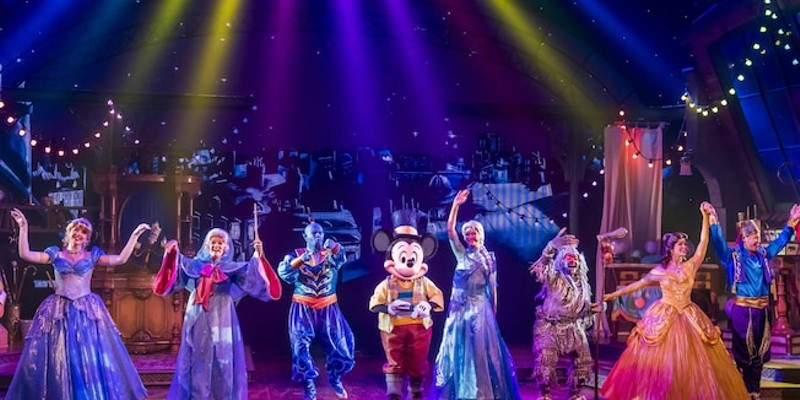 Wait Did Disney Just Announce A New Stage Show For Walt Disney