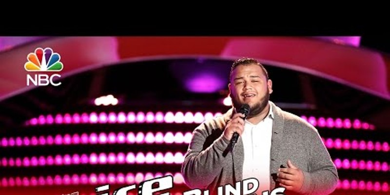 Orlando singer Christian Cuevas passes blind audition round on 'The