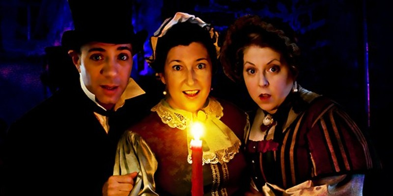 Sharing Christmas Cast.Dickens By Candlelight S Telling Of A Christmas Tale Is