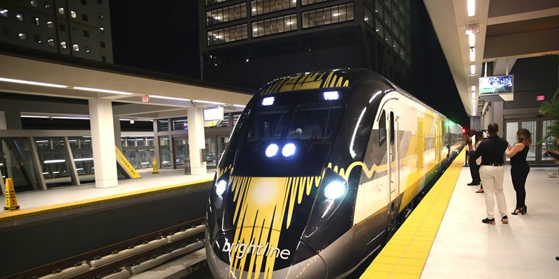 Brightline plans to create high-speed passenger rail lines connecting Orlando to Miami — here's how