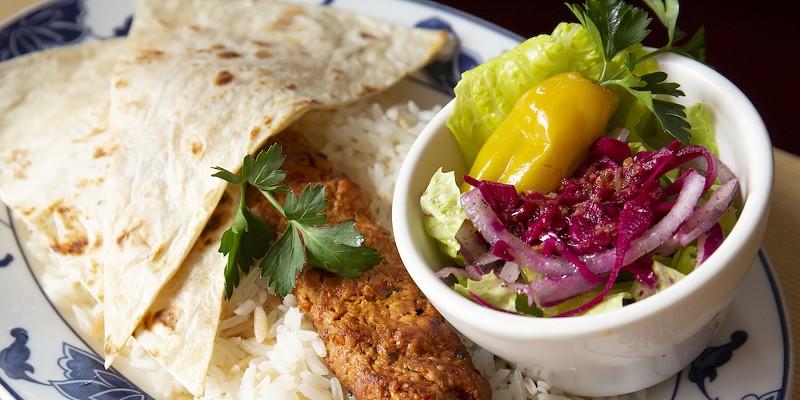 Yalcin Aykin, owner of Beyti Mediterranean Grill, brings Turkish delights to Casselberry