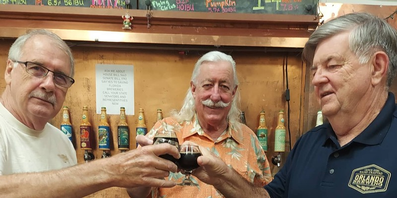Orlando Brewing is celebrating their 15th Anniversary with a week-long party