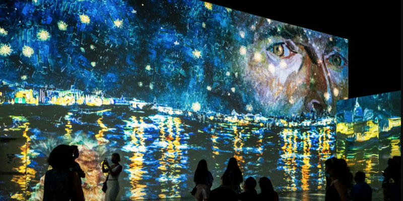 Touring Immersive Van Gogh exhibit is coming to Orlando in October