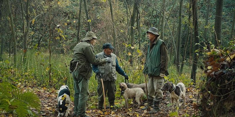 'The Truffle Hunters'