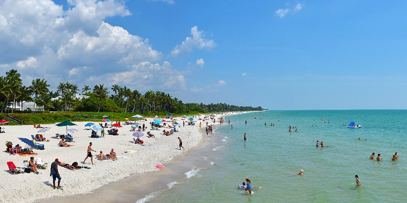Tourism to the state of Florida is rebounding after an abysmal year