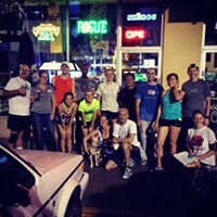 Orlando Runners Club Brewsday Tuesday Meet-up