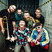 Reel Big Fish, Bowling for Soup, Nerf Herder