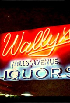 Wally's hosts a punk show this weekend, saving you a trip across Mills