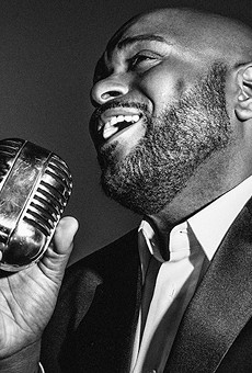 'American Idol' winner Ruben Studdard will sing Luther Vandross hits in Orlando this spring