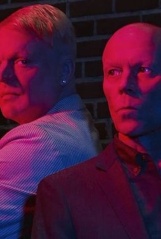 Erasure is coming to the Dr. Phillips Center this summer